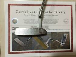 Scotty Cameron Circle T Tour Putter GSS Vertical Stamp Newport 2 CAMERON