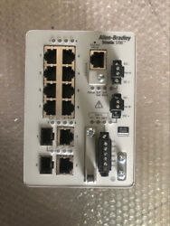 Used 1783-bms10cgn Free Dhl/ems