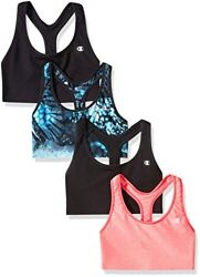Champion Women's Absolute Sports Bra with SmoothTe - Choose SZcolor