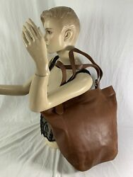 1996 COACH XL Soho Vintage Bucket Shoulder Bag Made in the United States