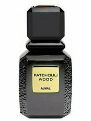 Ajmal Patchouli Wood 100ml/3.4oz New Sealed Authentic And Fast From Finescents