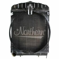 Made To Fit Case Fits Ih Tractor Radiator 16 3/8 X 15 3/8 X 2 1/4n Va Vac Vai