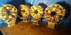 Particle Accelerator Motion Control Magnets (Lot of 4)