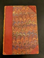 Old Book Antique 1859 The Black Watch Or Forty-second Highlanders. Vintage.