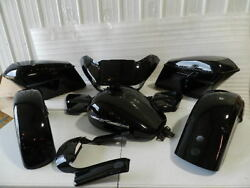 2015 2016 2017 HARLEY FLTRXS ROADGLIDE PAINT SET FAIRING GAS TANK FRONT REAR FEN