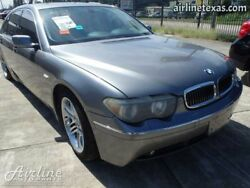Passenger Front Knee Electronic Damping Control Fits 03-07 BMW 760i 286598