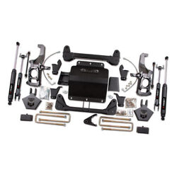 11-18 Chevy Gm 2500/3500 2wd/4wd Rbp 5 Lift Kit With Overload Springs.