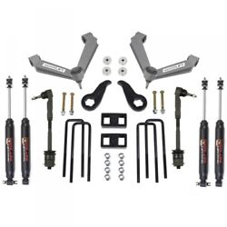 11-19 Gm 25/35 2wd/4wd Readylift 3.5/2 Sst Lift Kit With Extreme Duty Control.