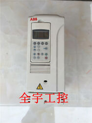 Used And Test Acs800-01-0004-3+p901 Free Dhl/ems
