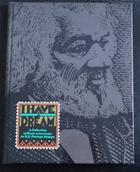 Usps Stamp Book I Have A Dream