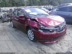 Passenger Right Rear Side Door Electric Fits 16-17 SENTRA 2480581