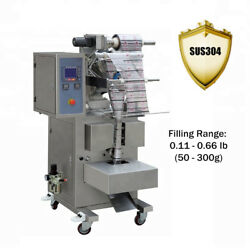 5-100g Vertical Auto Bagged Powder Packing Machine SS304 Bagged coffee By Sea