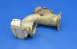 Cessna 337 Continental Throttle Body Adapter P/n 639159 0119-138