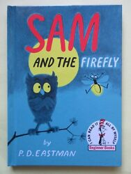 *** SAM and the FIREFLY by PD Eastman Book for Kids and Beginners