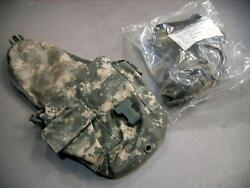 Acuuniversal Camo Molle Utility Pouch Canteen Cover New