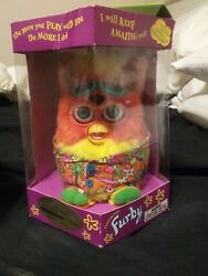 1999 Special Edition Tropical Furby. Brand New In Box Never Opened. Only 36k Mde