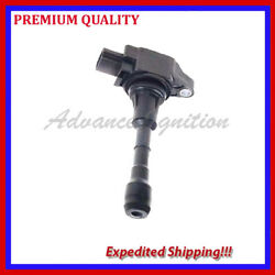 1PC IGNITION COIL FOR INFINITI FX35 3.5L V6 2009 2010 2011 2012 JIN550