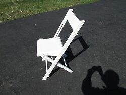 Churchill Downs Kentucky Derby Wooden Folding Seat With Letter Of Authenticity
