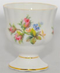 Royal Albert England Moss Rose Egg Cup/ Holder / 6 Available
