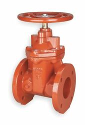 Nibco Class 125 Flange Gate Valve Inlet to Outlet Length: 11-12