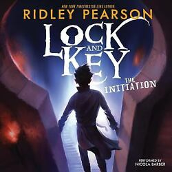 Lock and Key: The Initiation  (ExLib) by Pearson Ridley