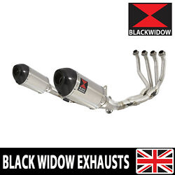 Z900rs And Cafe 4-2 De-cat Race Exhaust System + Stainless+carbon Silencers 200st