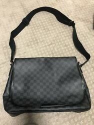 100% Authentic Louis Vuitton handbags crossbody for men $1000.00