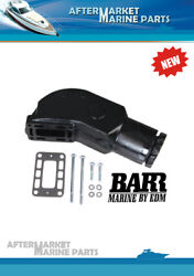 Exhaust Riser By Barr Marine For Volvo Penta Marine V8 Replace 856891 855384