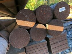 5 Steel Round Bar Stock 5 X 20and039 Long Hot Rolled Round Bar Stock 1 Piece