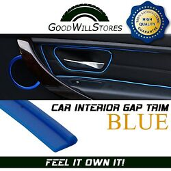Moulding Strip Auto Air Conditioner Steering Wheel Guard Classic Blue Line 40ft