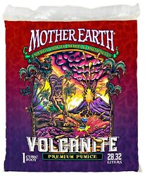 Mother Earth Volcanite Premium Pumice (1 cubic foot bags) in Bulk. FREE SHIPPING