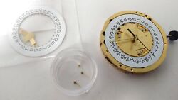 Eta 251.262 Date At 3 Oand039clock 27 Jewels For Watch Repair With Hands