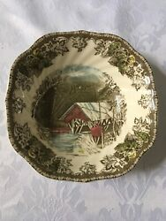 Johnson Brothers Friendly Village Made In England Dessert Bowls Set Of 12