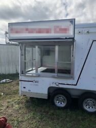 8' x 16' Food Concession Trailer for Sale in Louisiana!!!