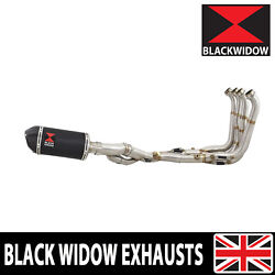 Bmw S1000xr 2015 - 2019 Performance De Cat Exhaust System + Silencer Bc20v