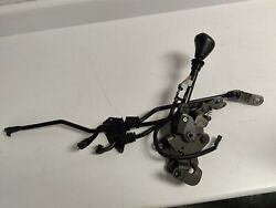 Late 85-88 Corvette C4 4+3 Doug Nash Shifter Assembly With Linkage Nice Used