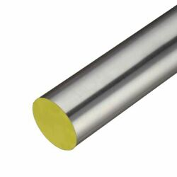 316 Stainless Steel Round Rod 1.625 1-5/8 Inch X 72 Inches