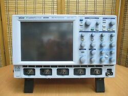 【kang Rong Scientific】lecroy Wr6050a 500 Mhz, 5 Gs/s, 4 Ch Color Oscilloscopes