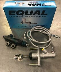 Exedy Master amp; Slave Cylinder amp; Clutch Line Kit For 1996 2000 Honda Civic $80.00