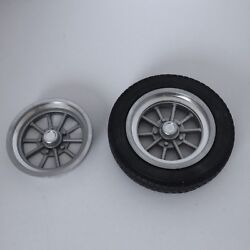 1:8 Front Wheels caps Revell Monogram for 135x15 soft tires not Included $30.00