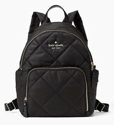 NWT Kate Spade Watson Lane Quilted Baby Backpack Hartley Diaper Bag