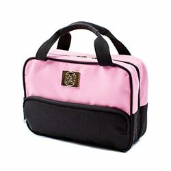 Large Versatile Travel Cosmetic Bag - Hanging Toiletry Organizer With Many Pocke