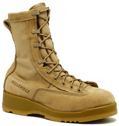 Nb Belleville Vibram Gortex Saftety Toe Army Military Waterproof Boot Shoe 10 11