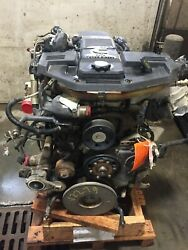 2015 DODGE 3500 CUMMINS DIESEL 6.7L ENGINE VIN L 8TH DIGIT 123K  13- 17
