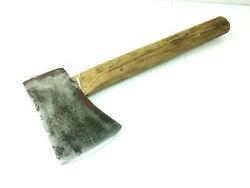 Small Axe Canada Wedge Hunter Hatchet Old Collectible Hand Tools