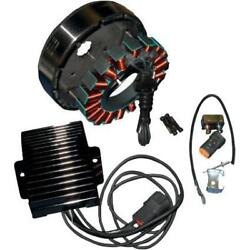 Cycle Electric 50a 3ph Charging System Ce-84t-10 Electrical Charging System