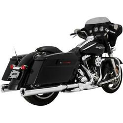 Vance And Hines Eliminator 400 S/o Chr 16714 Exhaust Mufflers / Slip-ons
