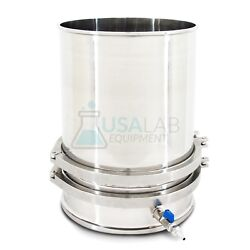 Usa Lab Stainless Steel 12 In. Buchner Funnel Ss 304