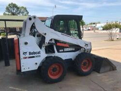 Bobcat S570 61 HP. Diesel. Great condition. Quick attach. Comfort Seat. Heat-AC