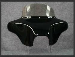 Primed Batwing Gps Fairing Stereo 6x9 Speakers Flhr, Fat Boy, Heritage, Deluxe